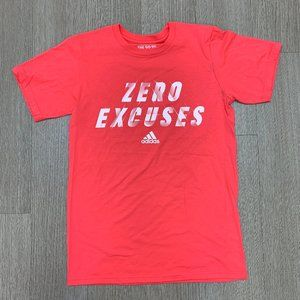 New no Tag Adidas Sport T-shirt Short Sleeve